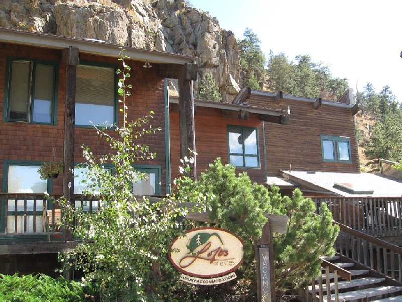 Convenient location! Downtown Loft at the River Confluence, Walk to Restaurants, vacation rental in Estes Park
