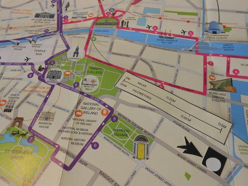 Location, Location, Location !! 3 isolati a piedi brevi a Trinity, tutti i siti di Dublino