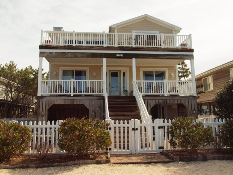 Oceanside Fenwick Island - Great Beach House For Families, alquiler de vacaciones en Fenwick Island