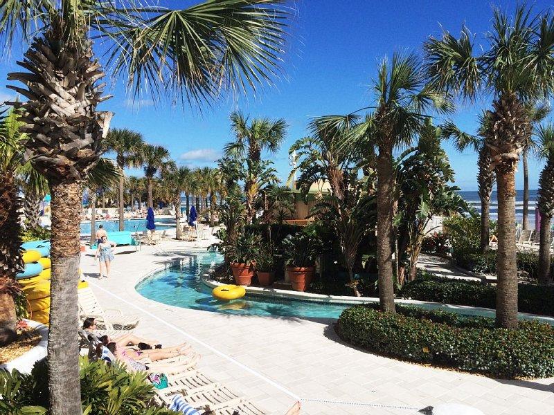 Oceanfront Daytona Beach Condo; 16th Floor at Wyndham Oceanwalk, holiday rental in Daytona Beach