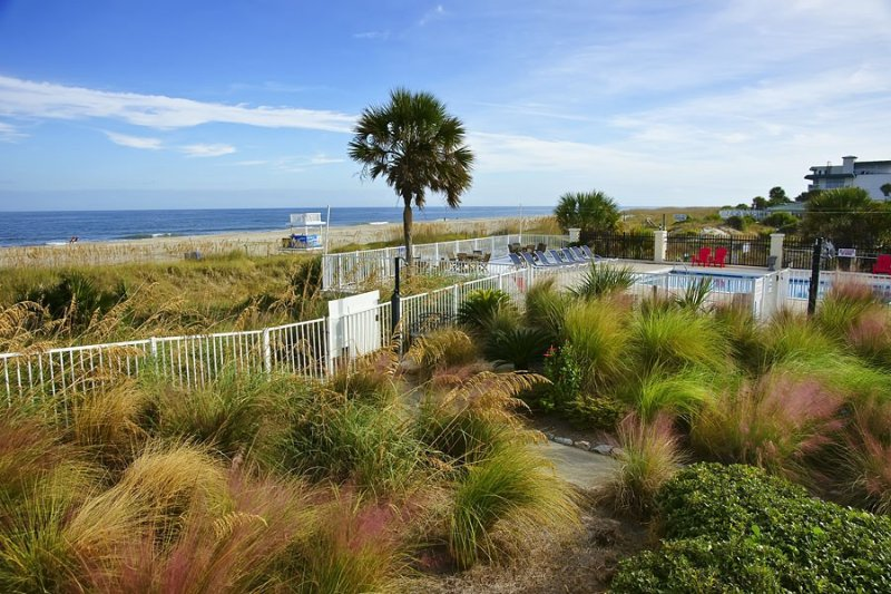 Beachfront Desoto Luxury 3Br 2Ba Condo with 1823 Sq Ft, holiday rental in Tybee Island