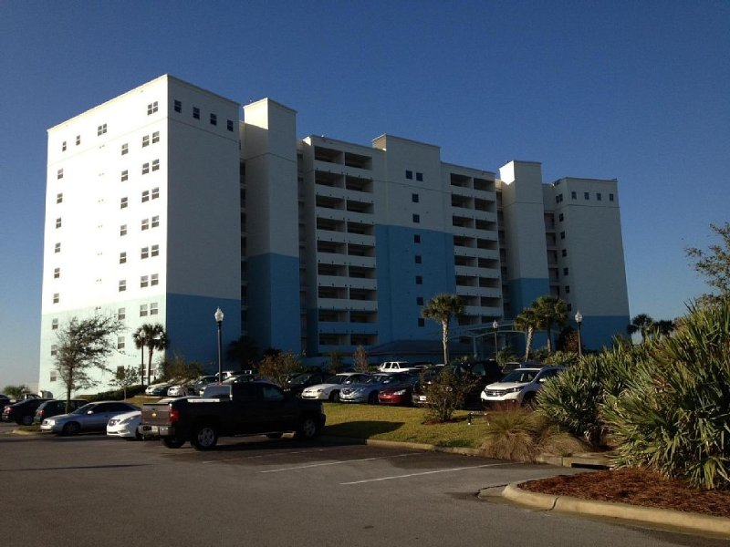 Waterfront Luxury Condo with Fantastic 8th Floor View!, holiday rental in Perdido Key