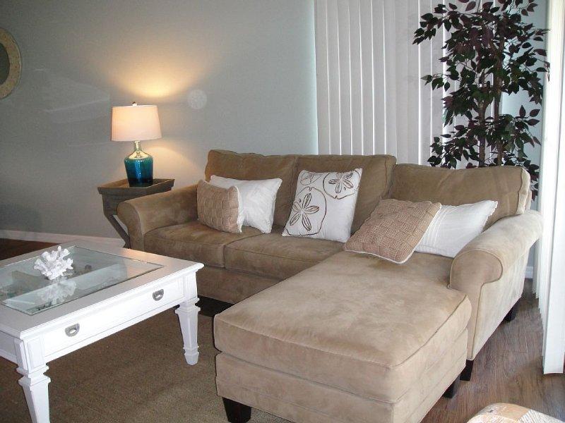 Very relaxing sofa!