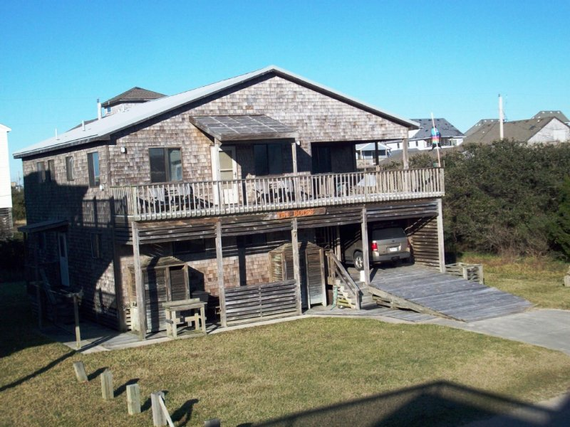 The Docks Cottage - Hatteras Island, North Carolina, holiday rental in Buxton