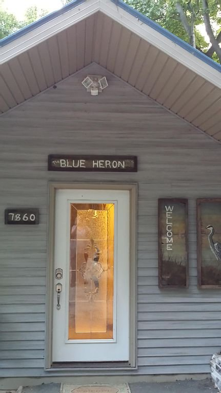 Welcome to The Blue Heron