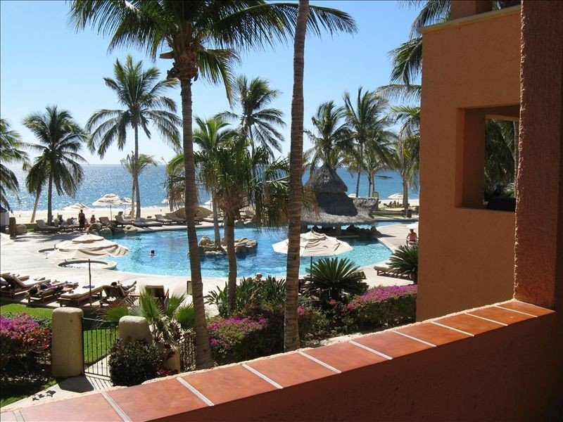 Ocean view, one bedroom, steps to the pool and beach.  Pride in ownership., holiday rental in San Jose del Cabo