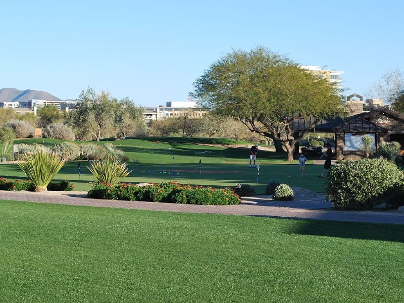 Closest Golf Course to the house,  Westin Kierland Golf Resort   1 mile
