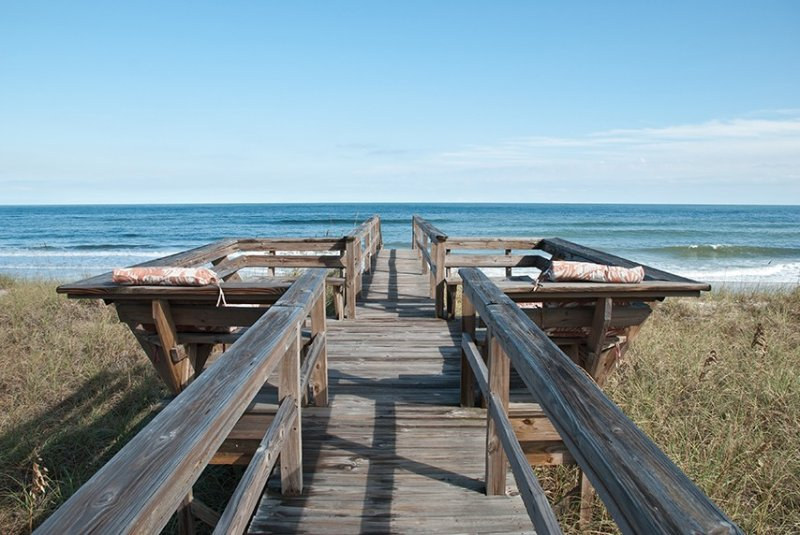 Private Oceanfront, Pet Friendly, One Bedroom, aluguéis de temporada em Fernandina Beach