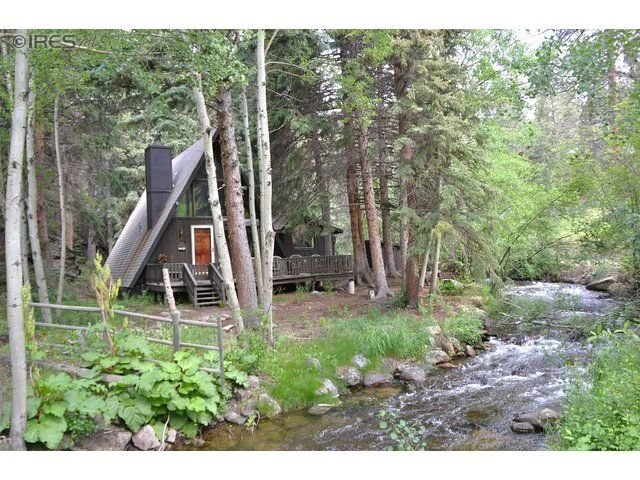 Escape to Hidden Paradise on the River, holiday rental in Rocky Mountain National Park