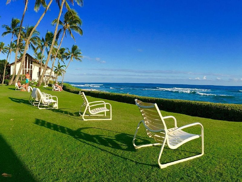 The AMAZING joys of relaxation and beach life!, holiday rental in Poipu