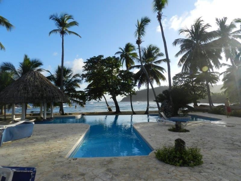 The Cove-Spectacular Ocean Front Panoramic Views, 100 Feet From The Beach &pool, holiday rental in Samana Province