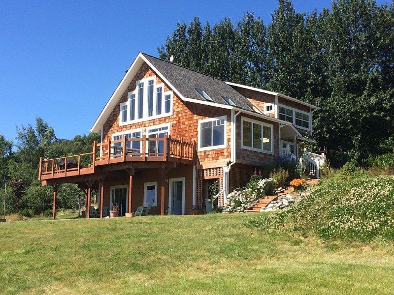 Cottage Style Shabby Chic Luxury, location de vacances à Fritz Creek