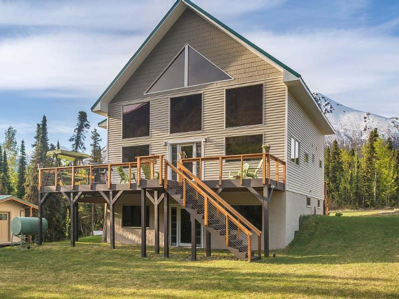 The Woodlands: Flexible, Spacious, Family & Group Living For Your Dream Vacation, aluguéis de temporada em Moose Pass