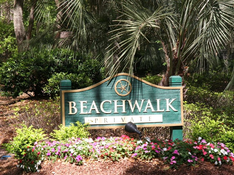 Newly Remodeled 2 bed villa in Beachwalk, closest to private beach and amenities, alquiler vacacional en Daufuskie Island
