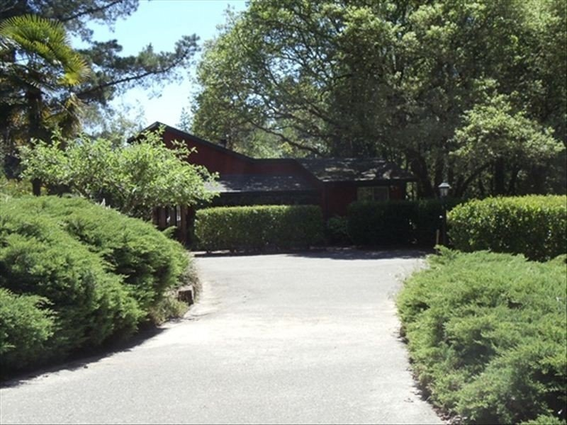 Woodsy Cottage in Wine Country Near Bodega Bay in Sebastopol, holiday rental in Sebastopol