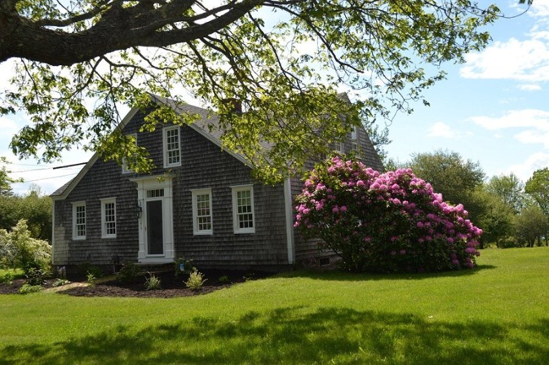 Quaint antique island home, alquiler de vacaciones en Harpswell