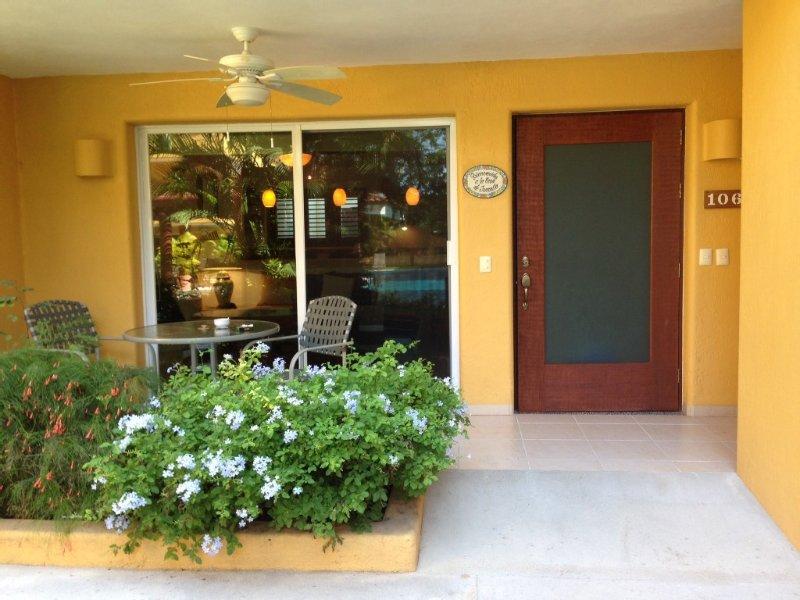 Los Mangos-first floor- No stairs!!!, holiday rental in Zihuatanejo
