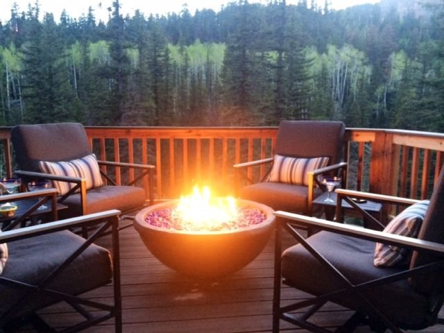 Luxury Mountain Cabin  overlooking Cascade Creek  7th nite FREE, vacation rental in Durango