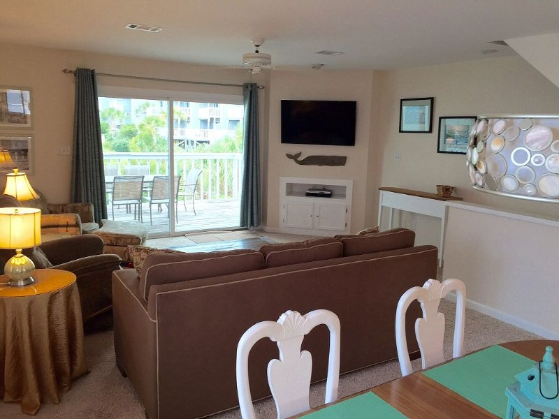 Close Enough ~ Ocean View ~ Kids' Loft, holiday rental in Port Saint Joe