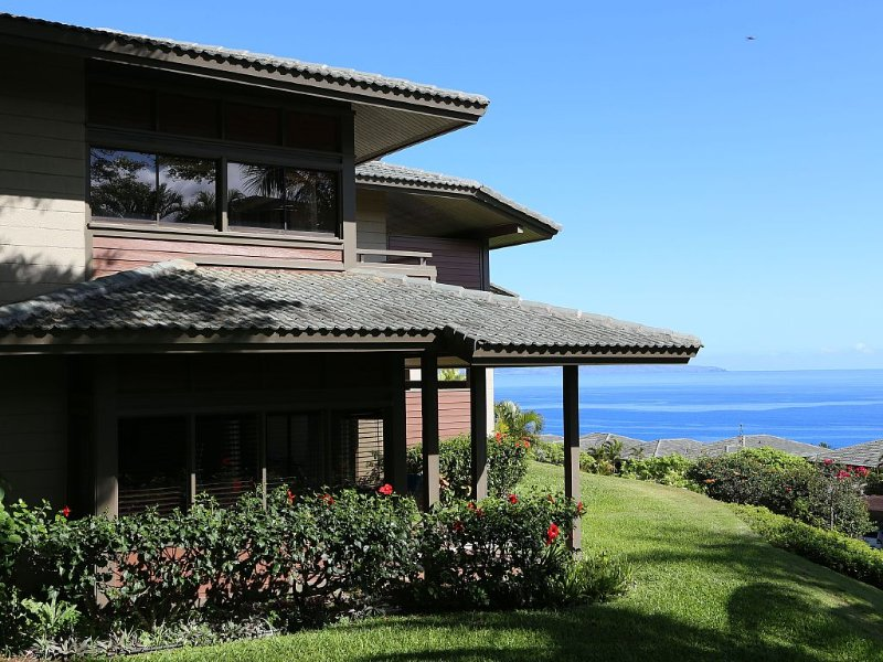 Luxury, Contemporary, Ocean View Villa In The Heart Of Kapalua, aluguéis de temporada em Kapalua