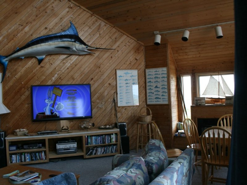 Ocean Front, Family Friendly, Pet Friendly, Hot Tub, location de vacances à Hatteras