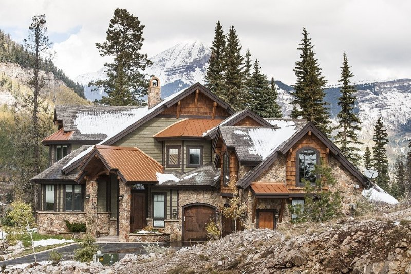 Gorgeous Mountain Home with 360 Mtn. Views! Durango Mtn Resort across the street, holiday rental in Purgatory