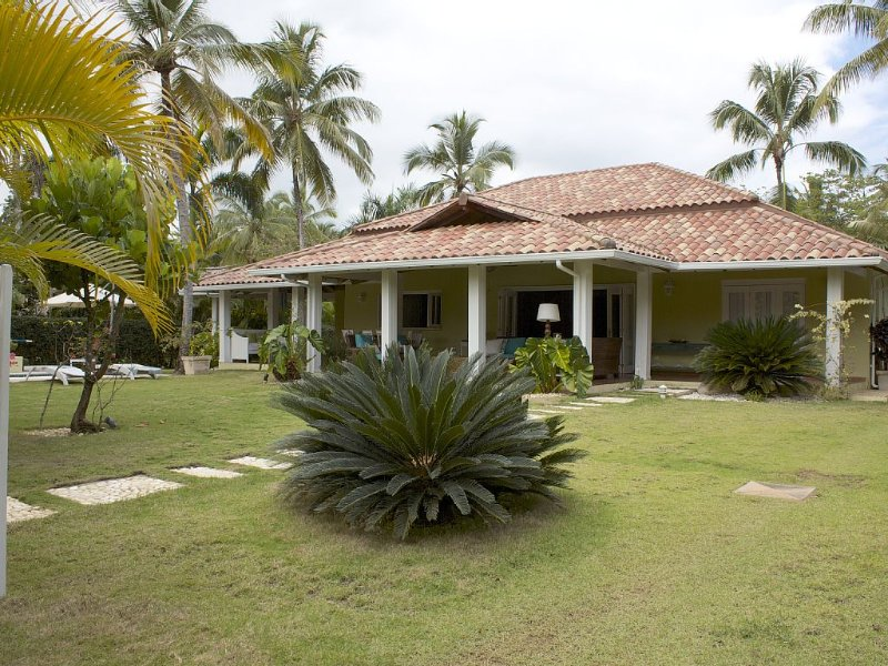 Villa Al-andalus - A Little Piece Of Paradise, holiday rental in Samana Province
