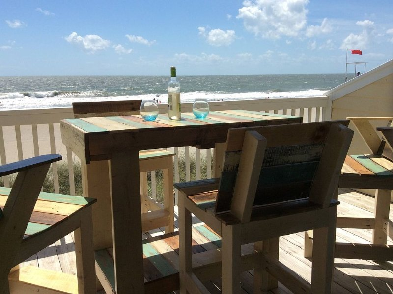 Perfect in every Way: Nothing to do but relax, vacation rental in Kure Beach