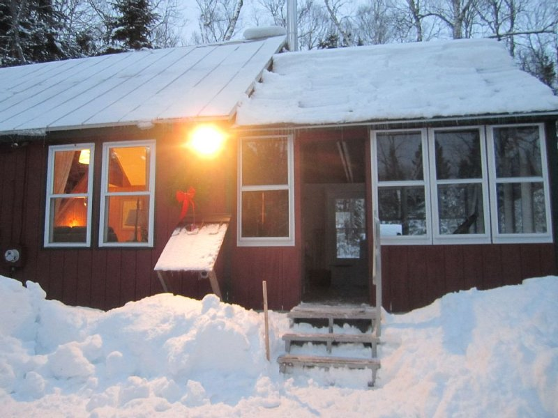 Red Quill Camp, A great place for outdoor recreation in all seasons!, aluguéis de temporada em Rangeley