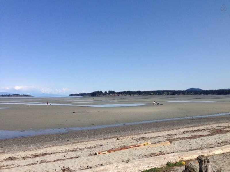 Beach getaway in paradise - close to skiing, the sand and the spa!, holiday rental in Parksville