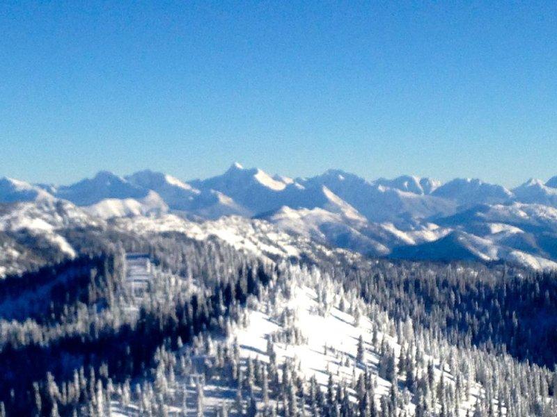 Ski-in/ Ski-out condo with easy access to Glacier Park and the surrounding area, alquiler de vacaciones en Polebridge