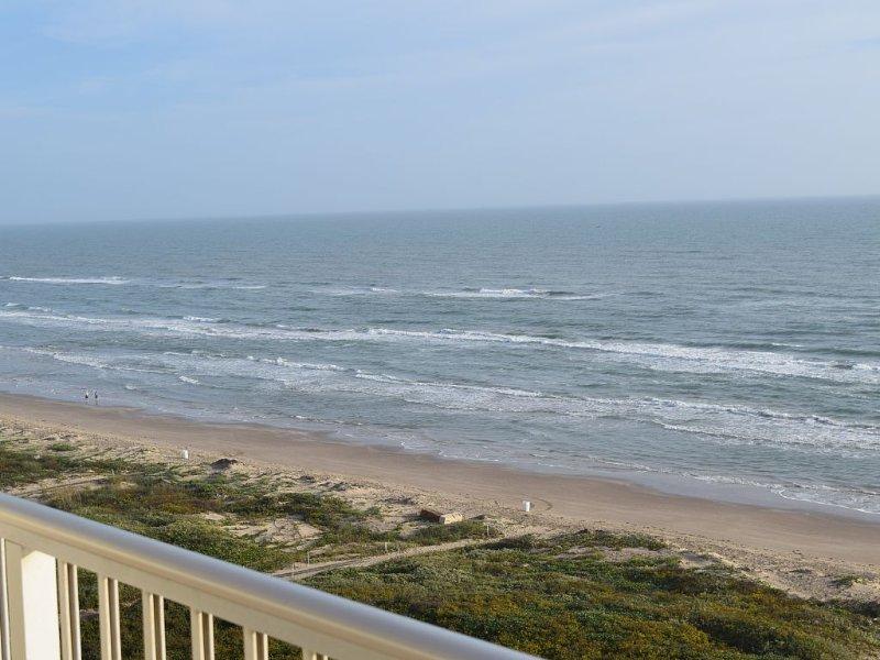 Incredible SPI  Beachfront Condo On The 9th Floor!  2 Br **Gulf View**, alquiler de vacaciones en Isla del Padre Sur