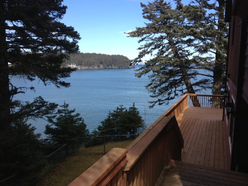 Luxurious Accommodations With Spectacular Ocean Views, location de vacances à Île de Kodiak