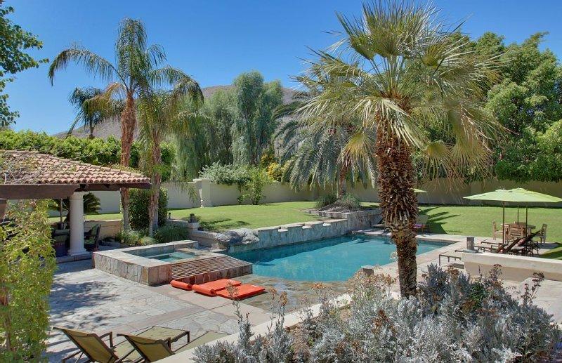 Backyard Paradise! - Experience Extraordinary, holiday rental in Rancho Mirage