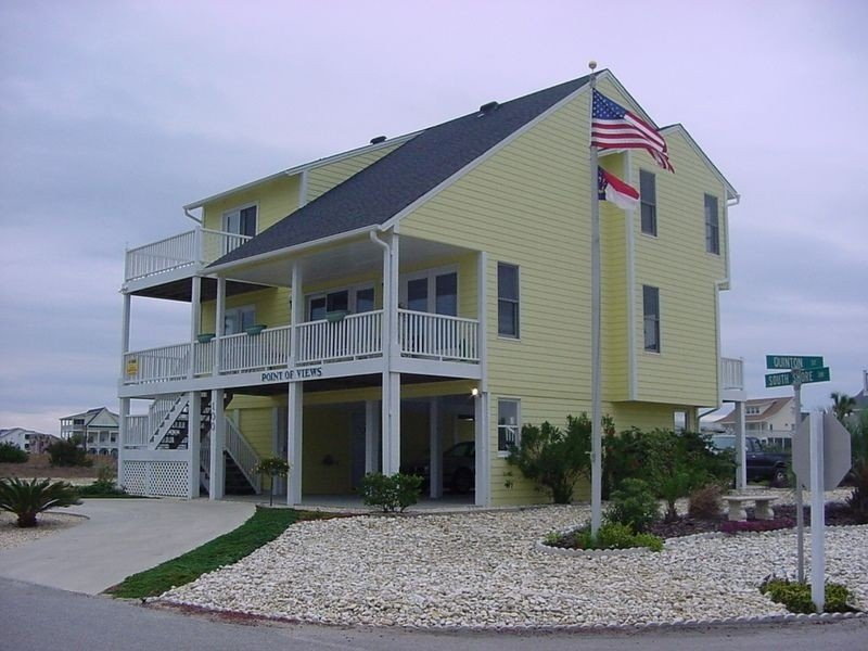 Point of Views Beach House, alquiler de vacaciones en Holden Beach