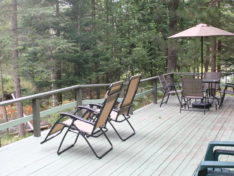 Sturgeon River Hideaway, holiday rental in Topinabee
