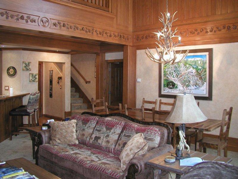 Elkhorn Lodge 3 Bedroom Penthouse Platinum Plus Ski in/Ski out, location de vacances à Beaver Creek