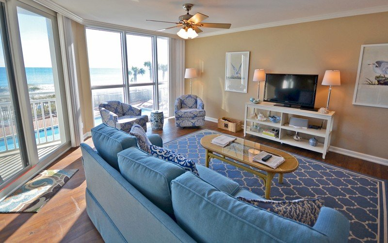 Best View - 2BR Beachfront Condo, location de vacances à Perdido Key