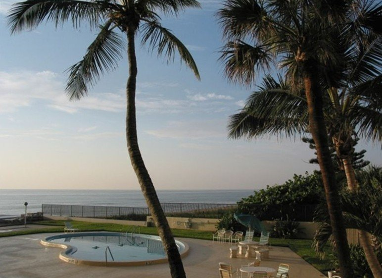 Is There a Better View -sand, ocean and pool views!, holiday rental in Palm Shores