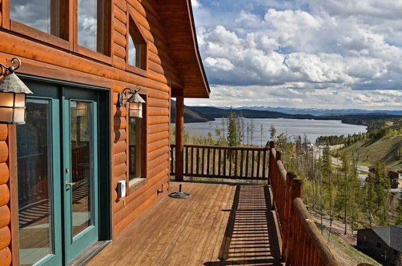 Amazing views of Shadow Mnt/Grand Lake, 3Br/2Ba cozy cabin in Grand Lk, sleeps 6, holiday rental in Grand Lake