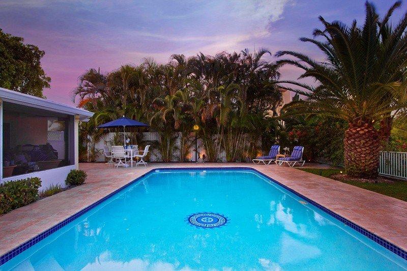 Perfect Pompano Waterfront Escape, vacation rental in Pompano Beach