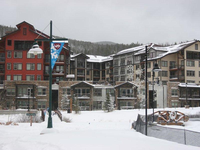 Winter Park Founders Pointe Slope Side Studio Steps To Base Area, alquiler de vacaciones en Winter Park