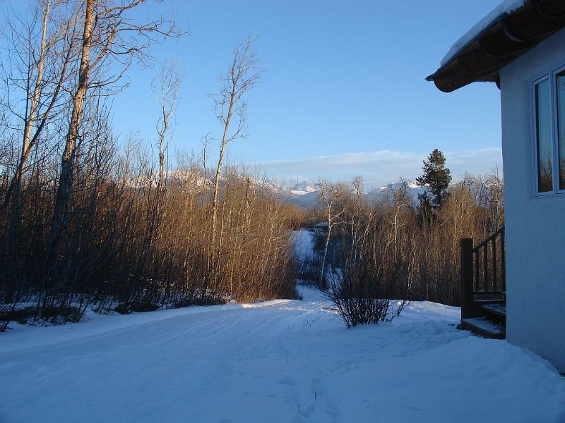 Mountain Retreat near Driggs & Victor; One hr from Jackson WY, alquiler vacacional en Alta