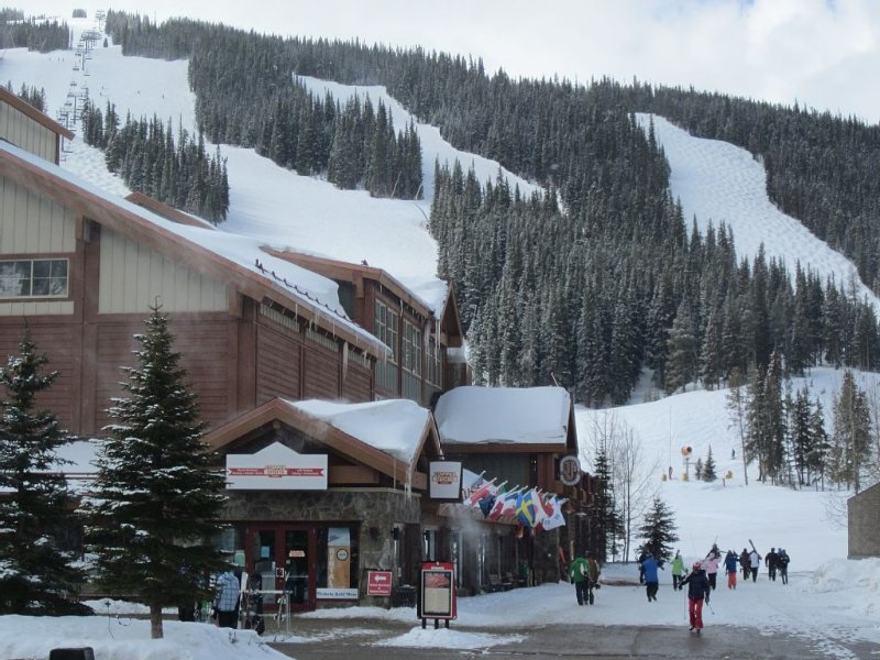 Ski in/Ski Out 2 Bedroom Condo, Mtn Views, alquiler vacacional en Copper Mountain