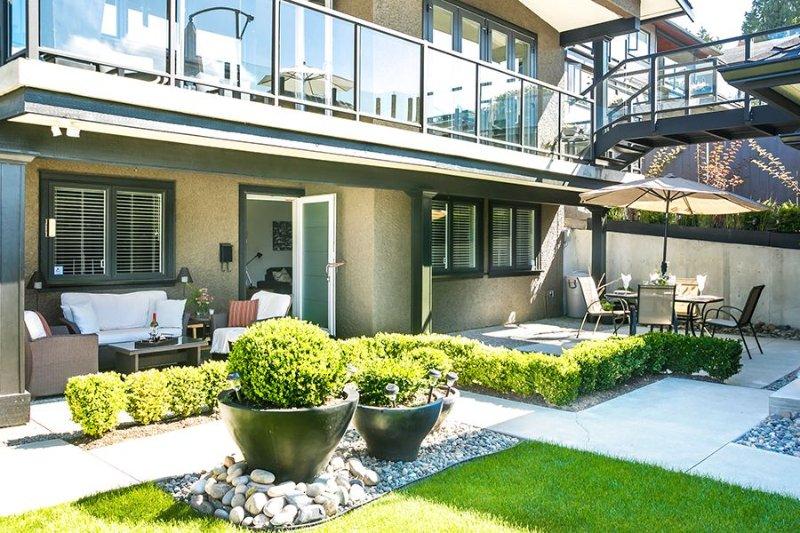 Amazing Spacious Suite in West Vancouver some have said it's 'Better than Home!', alquiler de vacaciones en Lions Bay