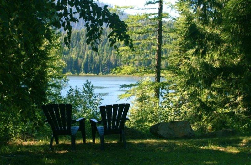 Spoon Lake Camp - Close to Glacier National Park, alquiler de vacaciones en Columbia Falls