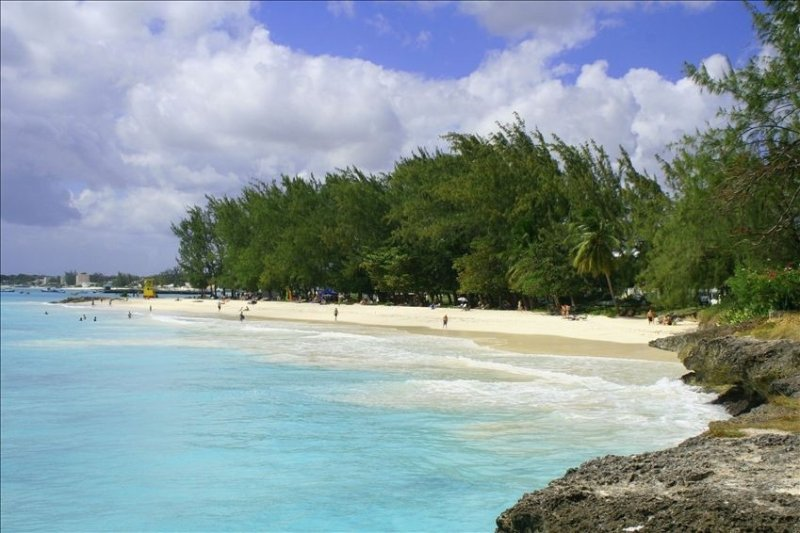 Närliggande strand - Miami Beach