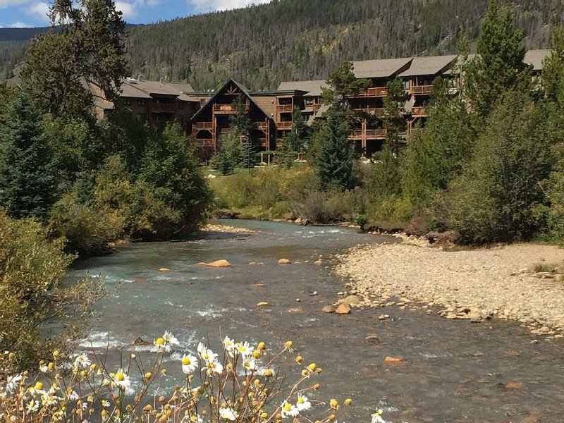 Walk To Ski Lifts At Mountain House, Fishing On Snake River, alquiler vacacional en Keystone