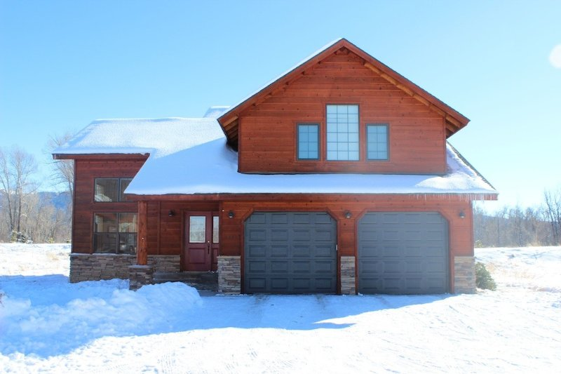 Ski Hill Road Vacation Home - 7.5 miles from Grand Targhee Resort, holiday rental in Driggs