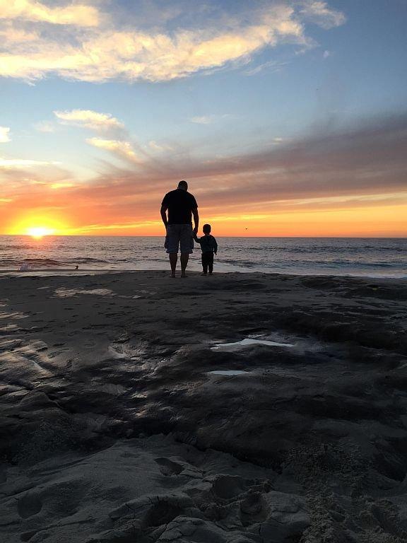 Catch a sunset at Windansea